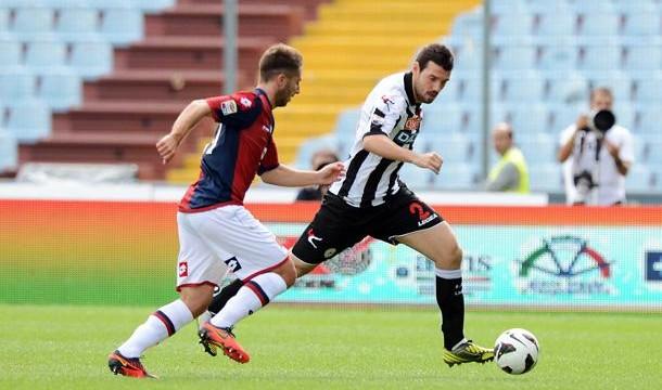 Udinese vs. Genoa - Serie A Tim 2012/2013