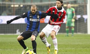 Inter vs Milan - Serie A Tim