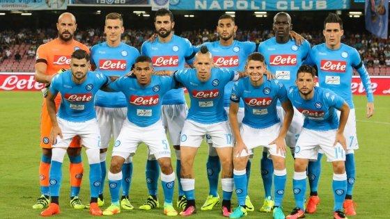 Serie A: calciomercato Napoli