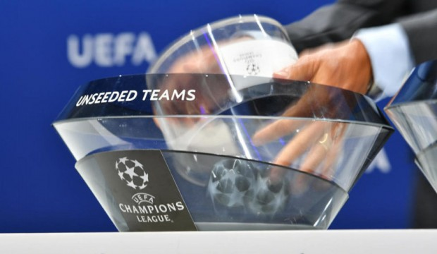 NYON, SWITZERLAND  AUGUST 5: A general view of the UEFA Champions League 2019/20 Play-off draw at the UEFA headquarters, The House of European Football on August 5, 2019 in Nyon, Switzerland. (Photo by Harold Cunningham - UEFA/UEFA via Getty Images)